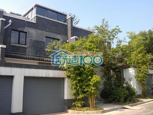 中国院子中央空调地暖太阳能集成安装-四季如春不在昆明在我家