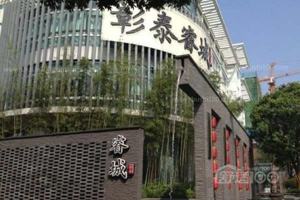 桂林彰泰睿城中央空调方案设计—打造好山好水里的宜室宜家