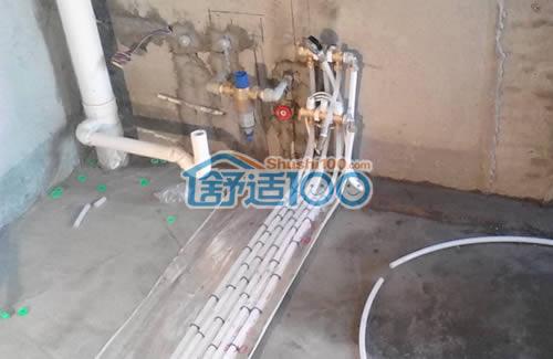 武汉万锦江城地暖工程案例—给孩子一个温暖舒适家居