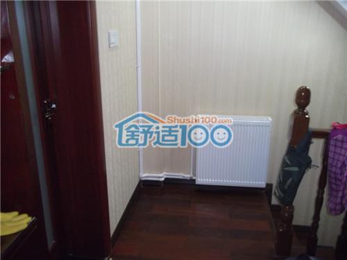 武汉水岸枫林明装暖气片工程案例-古典家居采暖新花样